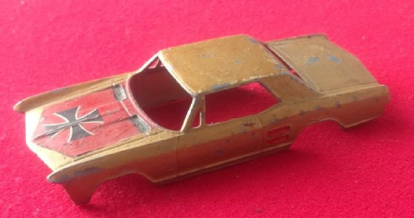 Corgi #245 - Original - Buick Riviera - Body Shell